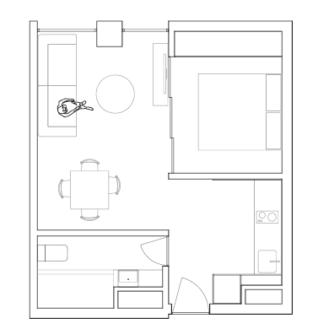 佰舎服務式公寓