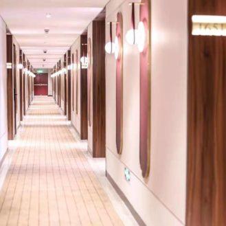 馨楽庭酒店式公寓