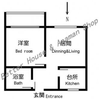 華獅國際公寓