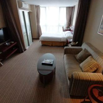 天山御庭酒店式公寓